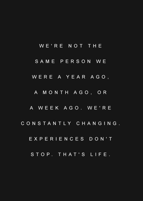 Evolution quote