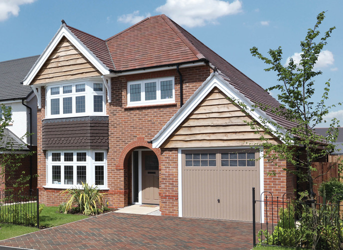 Summerhill Park - Redrow homes