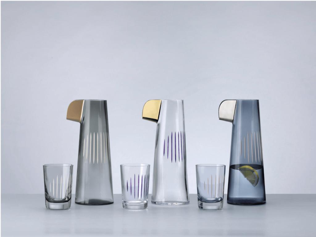 London design festival nude glass