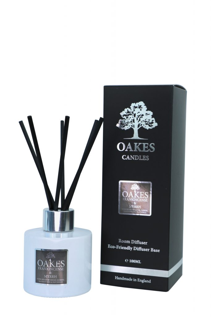 Oakes candles, gift ideas for Christmas