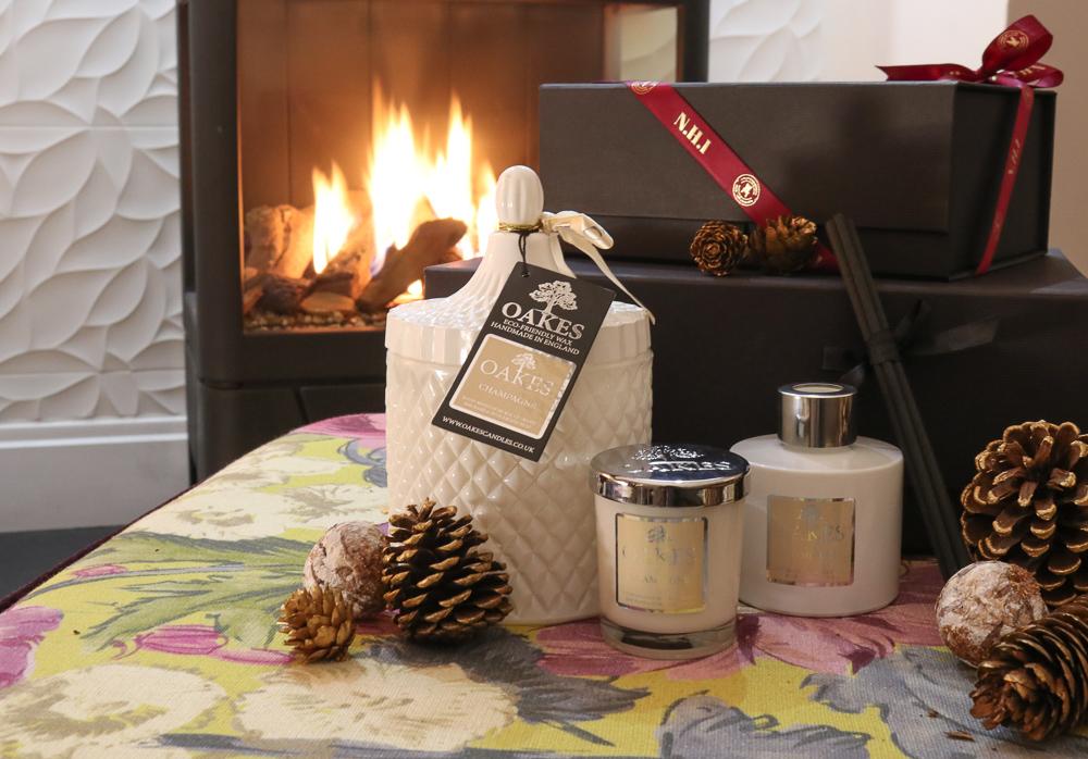 natalie holden interiors, interior design hamper, Christmas gift ideas