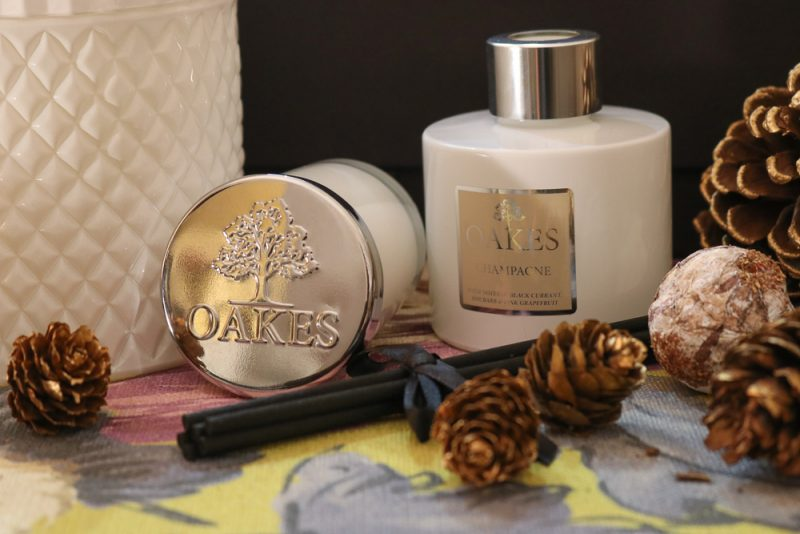 Christmas gift ideas, Natalie holden interiors, interior designer Liverpool, Oakes candles, soy wax candles