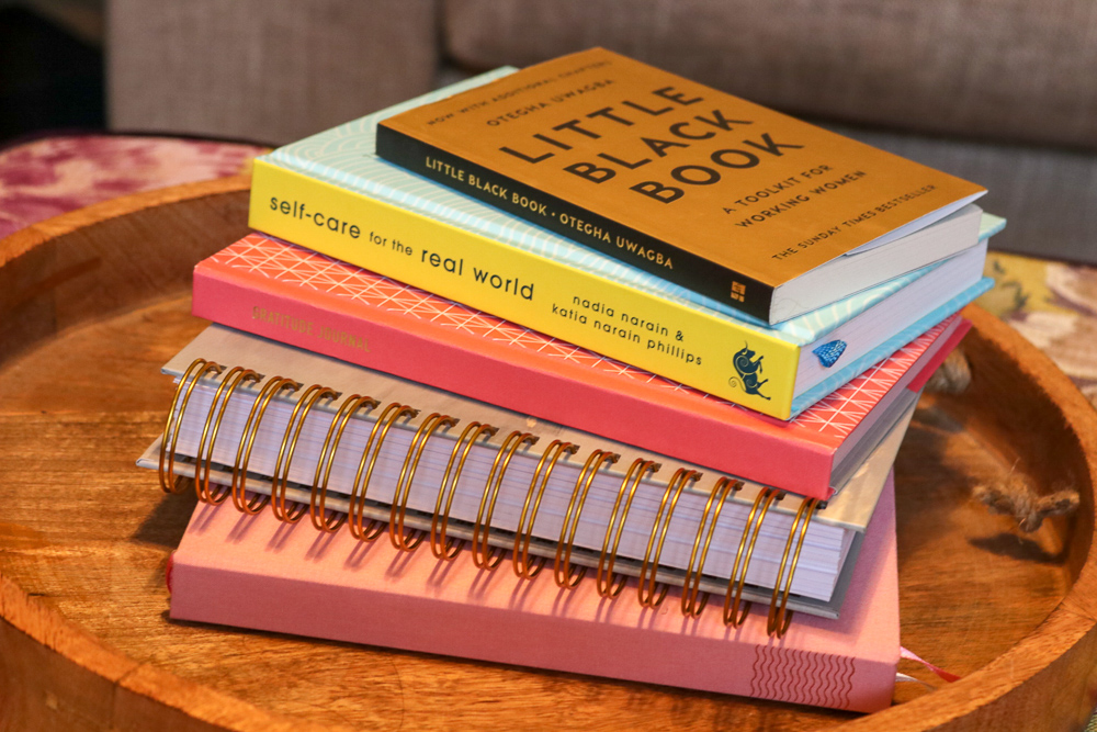 Planners, new year diary, books