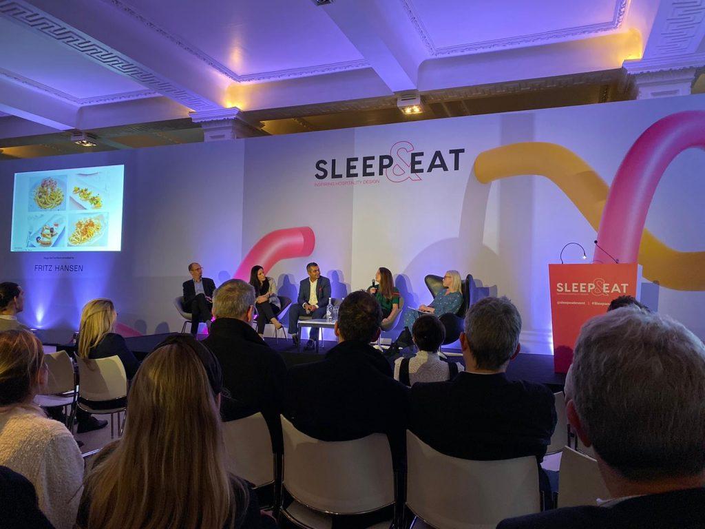 Sleep & Eat London, London Design events