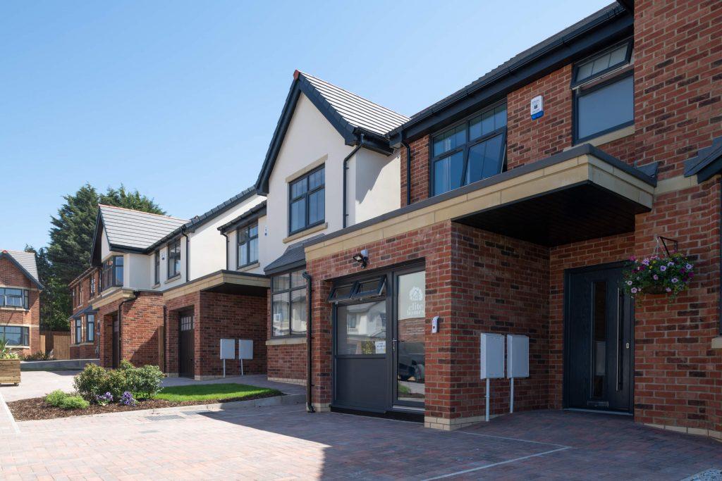 new build homes prenton