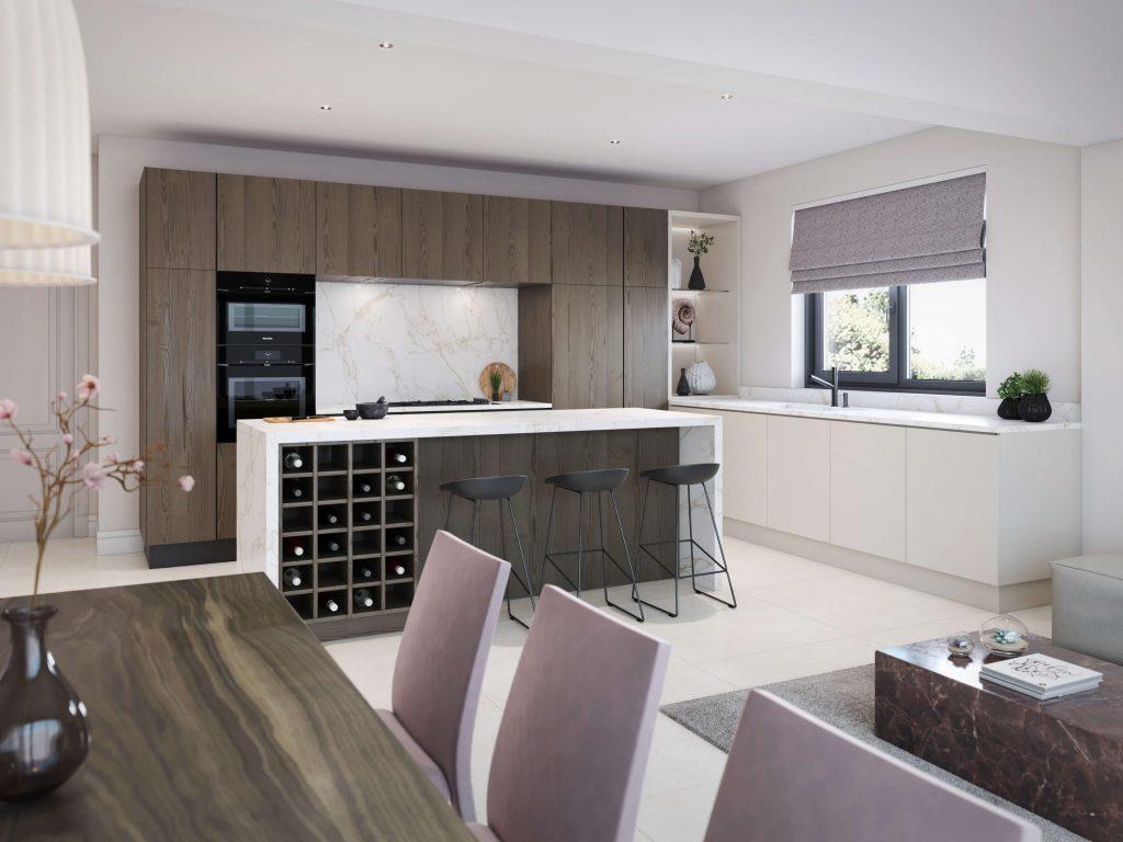 Natalie Holden Interiors, Open plan extension, wirral interior designer, modern kitchen design