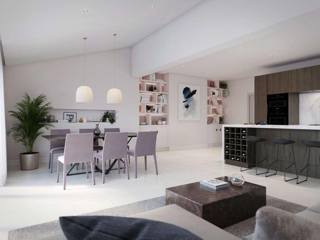 Natalie Holden Interiors, bespoke joinery design