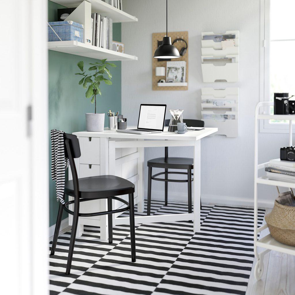 Ikea Norden Galten Table, multifunctional living, interior design, interior designer, north west interior designer