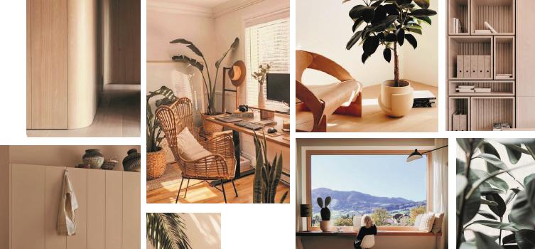 Multifunctional loft design proposal, relaxing loft design, designed for wellbeing, Natalie Holden Interior Design