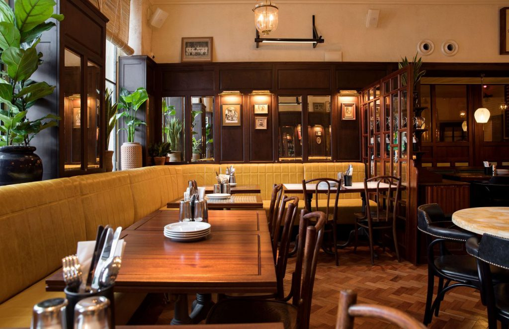 Dishoom, Manchester | Photography by John Carey | Interior Design by Macauley Sinclair