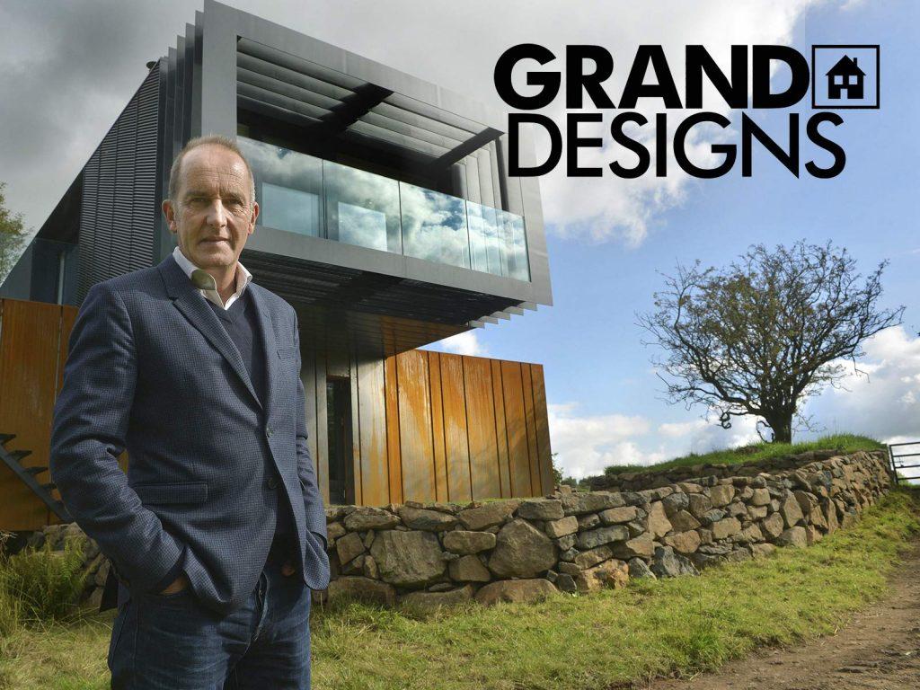 Best interior design shows, grand designs